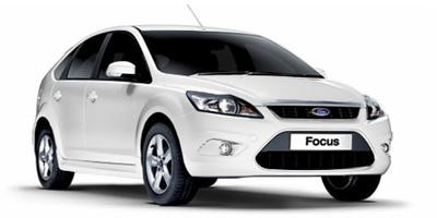 Rental Car Antalya Ford Focus