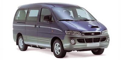 Rental Car Antalya Hyundai Starex