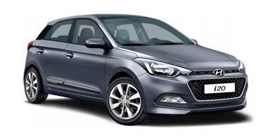 Rental Homes In Antalya Hyundai i20 Automatic