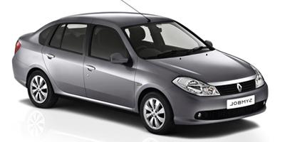 Rental Car Antalya Renault Symbol