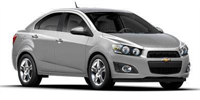 Rent A Car Antalya Chevrolet Aveo Automatic