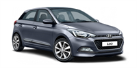 Rent A Car Antalya Hyundai i20 Automatic