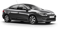 Rent A Car Antalya Renault Fluence
