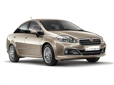 Rental Car Antalya Fiat Linea Dizel Lüks